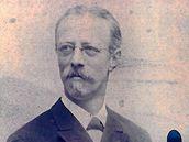 Eduard Knoll, starosta Karlových Varů 1839 - 1890