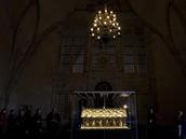 Relikvi�� svat�ho Maura ve Vladislavsk�m s�le