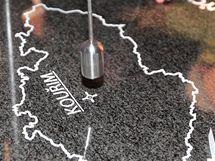 Kouřim odkryla památník středu Evropy