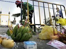 V Kambodži při oslavách vody zahynulo přes 400 lidí (24. listopadu 2010)