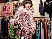 Stánek La Femme Mimi - Code:mode podzim 2010