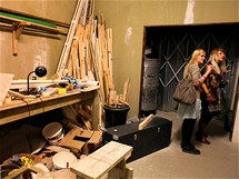 Tate Britain: To není neuklizená dílna, ale dílo Mike Nelsona s názvem Korálový útes