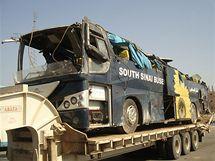 Havarovaný egyptský autobus (20. listopadu 2010)