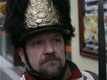 Prostějovem opět prošli vojáci mířící na bitvu u Slavkova.