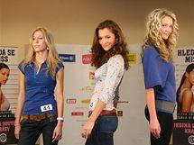 Ostravský casting České Miss 2011