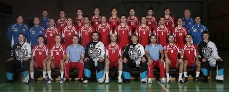 Česko - reprezentační družstvo mužů pro MS 2010