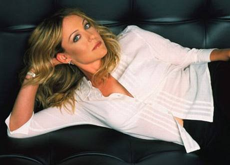 Golfistka a příležitostná modelka Cristie Kerrová se pravidelně umisťuje v žebříčcích nejkrásnějších sportovkyň světa.