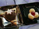 V brněnském hotelu International se konala výstava vánočního cukroví a perníků.