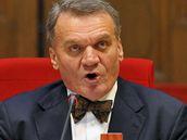 Bohuslav Svoboda z ODS na ustavujícím zasedání zastupitelstva hlavního města Prahy (30. listopadu 2010)