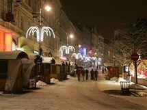 Vánoční výzdoba, Karlovy Vary