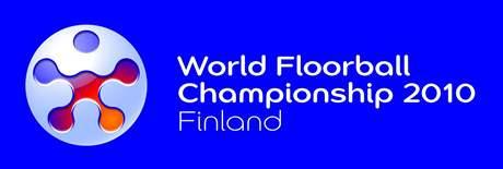 Logo MS ve florbale mužů - Finsko 2010