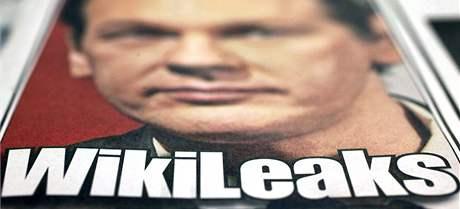 Zakladatel WikiLeaks Julian Assange.
