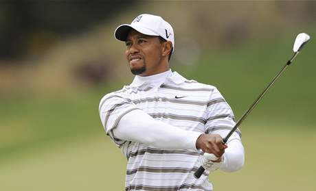 Tiger Woods, Chevron World Challenge, 3. kolo