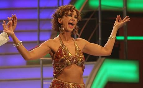 Vítězka 4. ročníku soutěže Pretty Woman Martina Průchová.