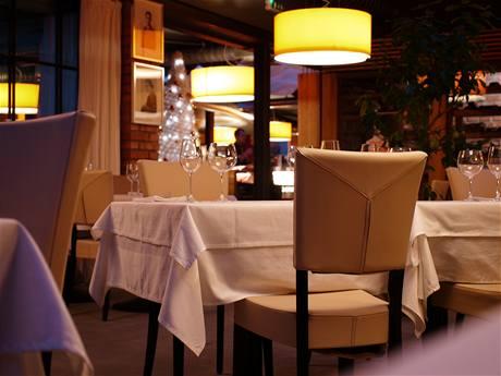 Italská restaurace v čele s renomovaným šéfkuchařem Petrem Krejčířem