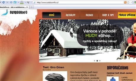 OutdoorInfo.cz