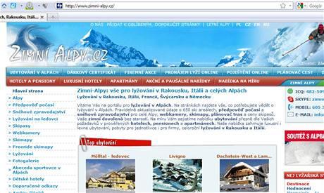 Zimní-Alpy.cz