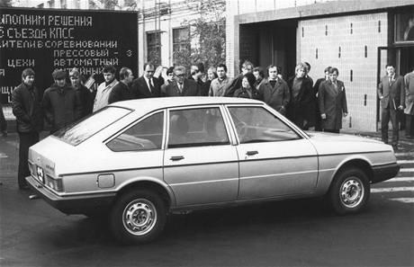 Prototyp Moskvič Simca