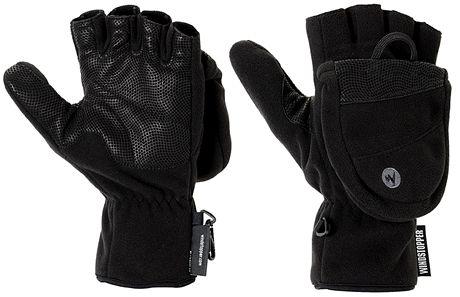 Hybridní rukavice jsou v přírodě velmi praktické
