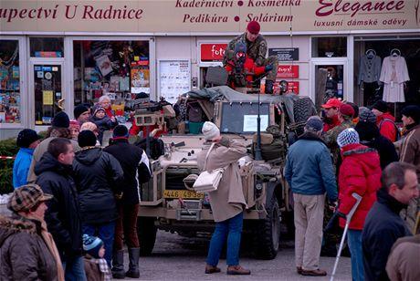 Elitní jednotka slaví 50 let v Prostějově