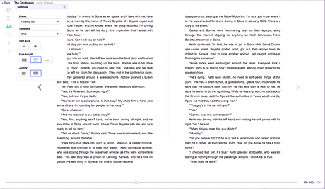 Google eBooks - Web Reader
