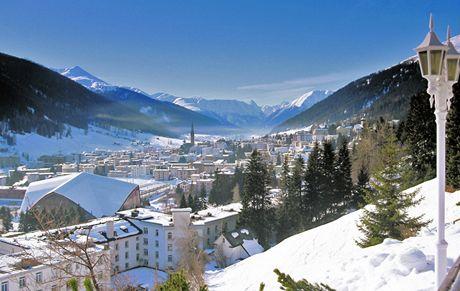 Švýcarsko, Davos