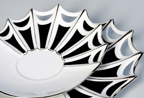 Porcelánová kolekce Butterfly Blanky Matragi