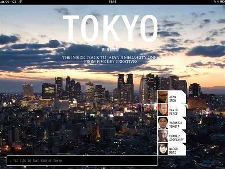 The Project - první časopis pro iPad