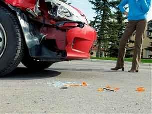Wüstenrot - autonehoda