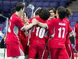 Jediná gólová radost Japonců v utkání proti Česku