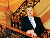 starosta Chrudimi Petr Řezníček