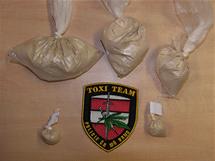 Brněnští policisté našli dva tisíce dávek heroinu