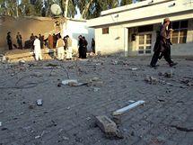 Na severu Pákistánu explodovaly nálože, zemřelo přes 40 lidí (6. prosince 2010)