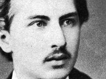 Arthur Schnitzler v mladých letech