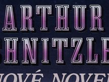 Obal českého vydání dvou Schnitzlerových novel