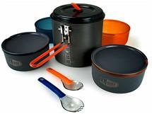 Set Pinacle dualist na vaření obsahuje 13 dílů od hrnců přes misky až po dřez