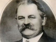 Dědeček Radka Novotného Antonín