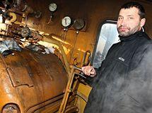 Historická lokomotiva přivezla Mikuláše