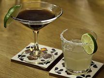 Dva koktejly z tequily: Margarita a Adelita