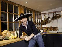 Emanuele Ridi ve své kuchyni tentokrát přivítá rodilého Mexičana