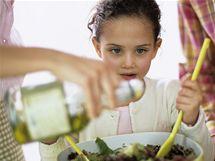 Aby jídlo chutnalo po opravdu dobrém olivovém oleji, stačí ho zakápnout