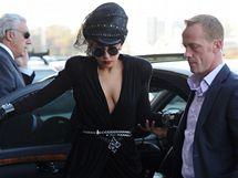 Lady Gaga v Miláně
