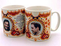 Hrnečky s Kate Middletonovou a princem Williamem