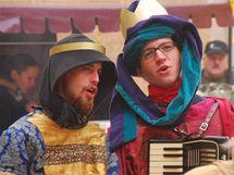 Program Divozemí z minulých Vánoc. Na snímku tři králové.