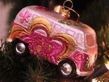 Vánoční dekor:  pop art kolekce