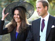 Kate Middletonová a korunní princ William