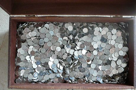 Deset tisíc korun