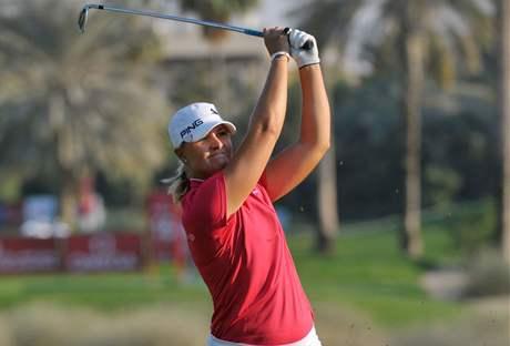 Anna Nordqvistová, Dubai Ladies Masters 2010.