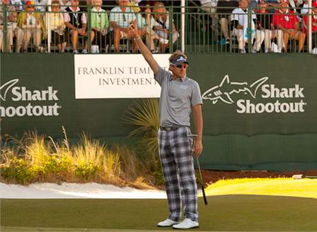 Ian Poulter, Shark Shootout