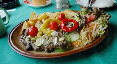 Restaurace Eldorado.